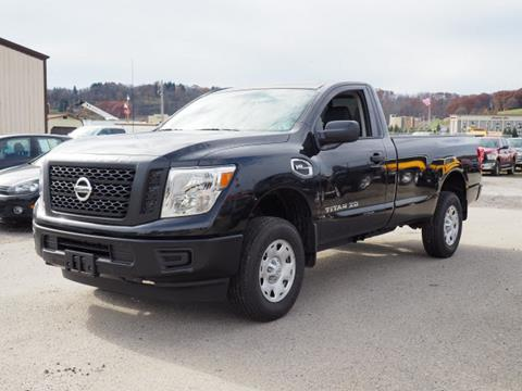 2017 Nissan Titan XD for sale at Terrys Auto Sales in Somerset PA