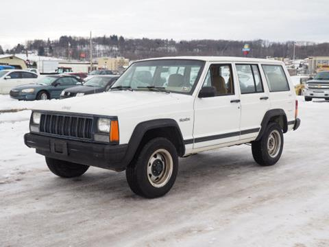 1996 Jeep Cherokee for sale in Somerset, PA