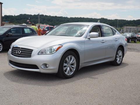2011 Infiniti M56 for sale at Terrys Auto Sales in Somerset PA