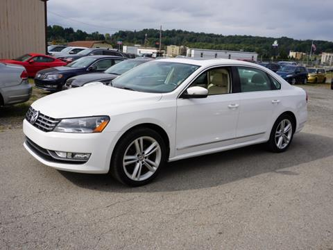 2013 Volkswagen Passat for sale at Terrys Auto Sales in Somerset PA