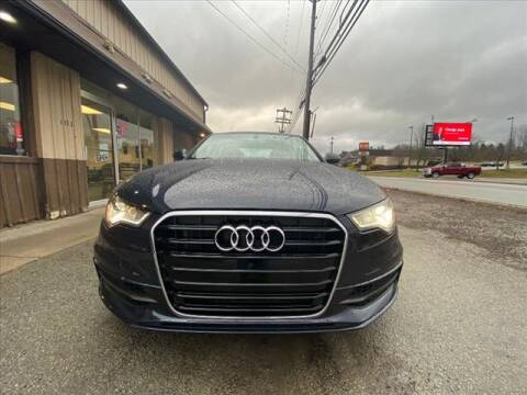 2014 Audi A6 for sale at Terrys Auto Sales in Somerset PA