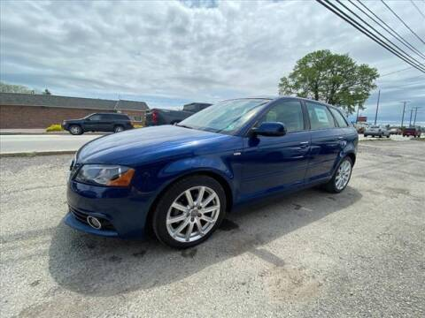 2013 Audi A3 for sale at Terrys Auto Sales in Somerset PA