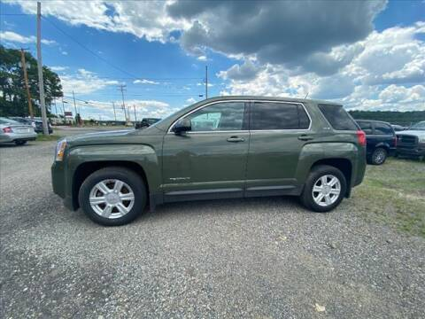 2015 GMC Terrain for sale at Terrys Auto Sales in Somerset PA