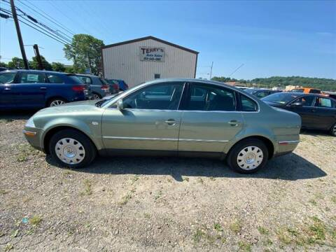2003 Volkswagen Passat for sale at Terrys Auto Sales in Somerset PA