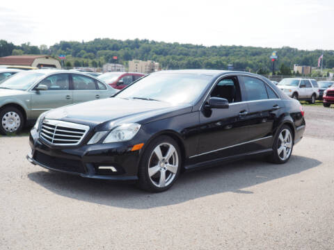 2011 Mercedes-Benz E-Class for sale at Terrys Auto Sales in Somerset PA