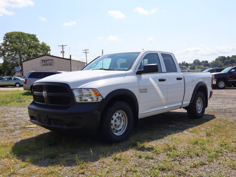 2013 RAM Ram Pickup 1500 for sale at Terrys Auto Sales in Somerset PA