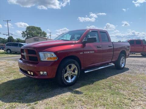 2012 RAM Ram Pickup 1500 for sale at Terrys Auto Sales in Somerset PA