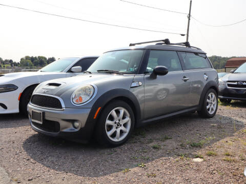 2009 MINI Cooper Clubman for sale at Terrys Auto Sales in Somerset PA