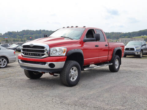 2007 Dodge Ram Pickup 2500 for sale at Terrys Auto Sales in Somerset PA