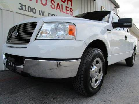 2005 Ford F-150 for sale in Arlington, TX