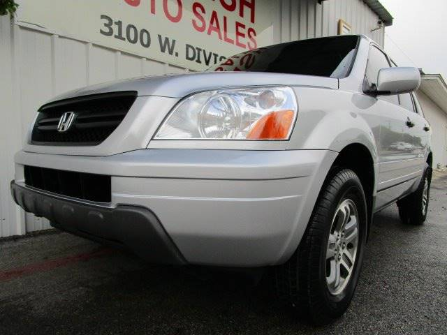 2003 Honda Pilot 4dr EX-L 4WD SUV w/ Leather and Navigation System - Arlington TX