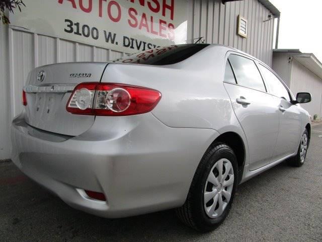 2013 Toyota Corolla L 4dr Sedan 4A - Arlington TX