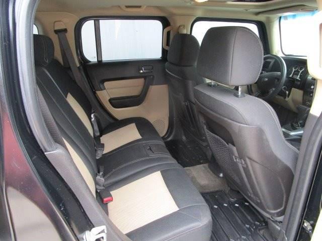 2006 HUMMER H3 4dr SUV 4WD - Arlington TX