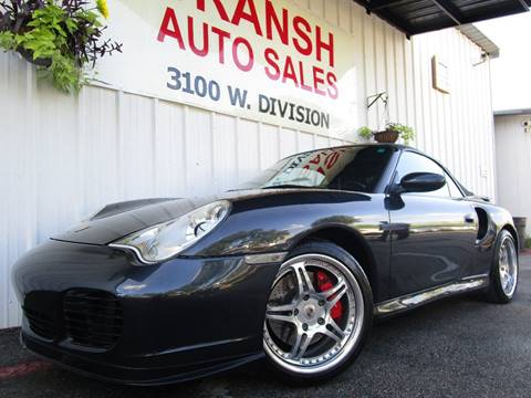 2004 Porsche 911