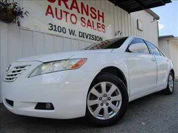 2007 Toyota Camry for sale in Arlington, TX