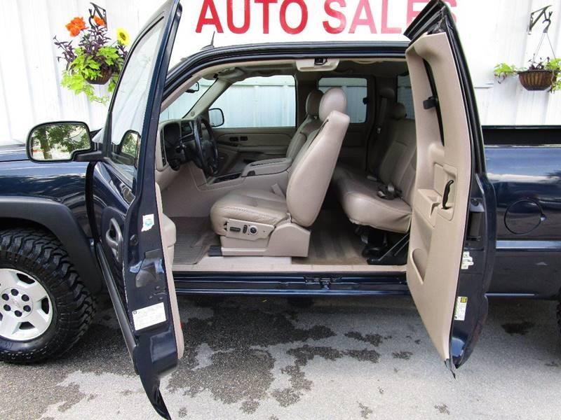 2005 Chevrolet Silverado 1500 4dr Extended Cab Z71 4WD SB - Arlington TX