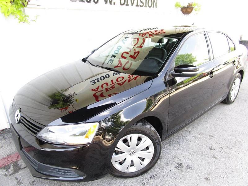 2014 Volkswagen Jetta SE PZEV 4dr Sedan 6A - Arlington TX
