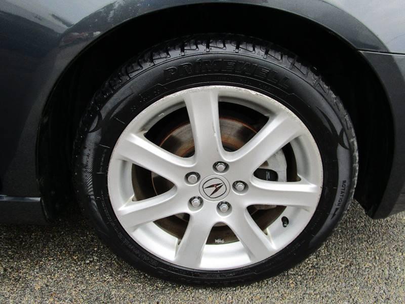 2005 Acura TSX 4dr Sedan w/Navi - Arlington TX