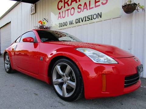 2008 Nissan 350Z for sale in Arlington, TX