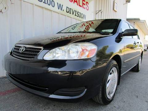 2008 Toyota Corolla for sale in Arlington, TX