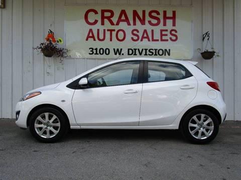 2013 Mazda MAZDA2 for sale in Arlington, TX