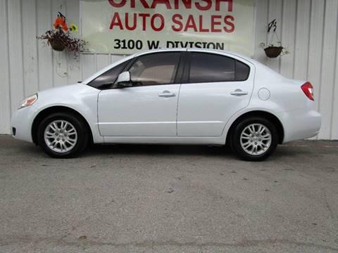 2012 Suzuki SX4 for sale in Arlington, TX