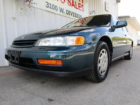1994 Honda Accord for sale in Arlington, TX