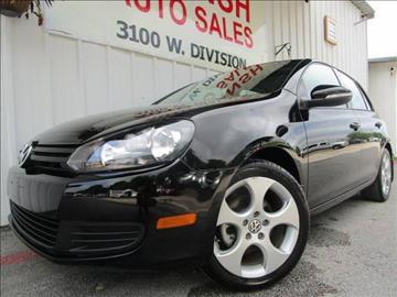 2011 Volkswagen Golf for sale in Arlington, TX
