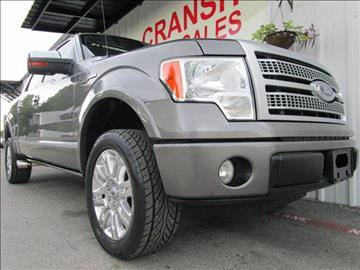 2010 Ford F-150 for sale in Arlington, TX