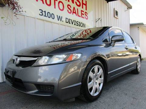 2011 Honda Civic for sale in Arlington, TX