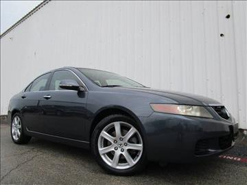 2005 Acura TSX for sale in Arlington, TX