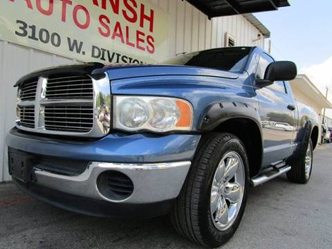 2005 Dodge Ram Pickup 1500 for sale in Arlington, TX