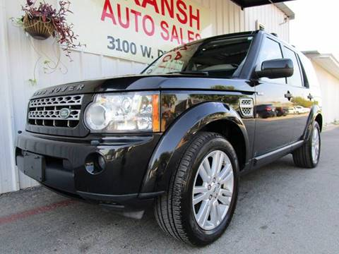 2011 Land Rover LR4 for sale in Arlington, TX