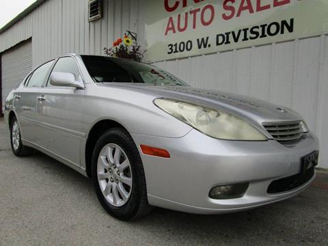 2002 Lexus ES 300 for sale in Arlington, TX