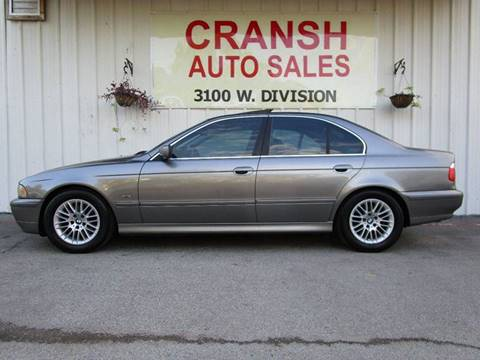 2002 BMW 5 Series for sale in Arlington, TX