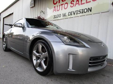 2006 Nissan 350Z for sale in Arlington, TX