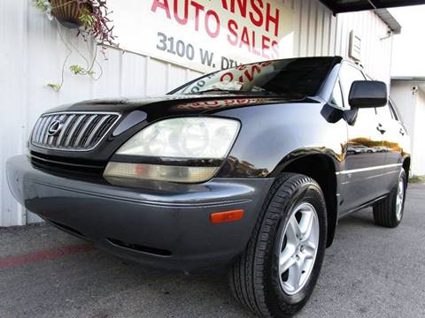 2003 Lexus RX 300 for sale in Arlington, TX