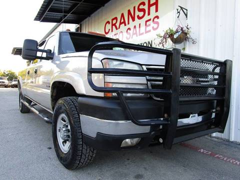 2006 Chevrolet Silverado 3500 for sale in Arlington, TX
