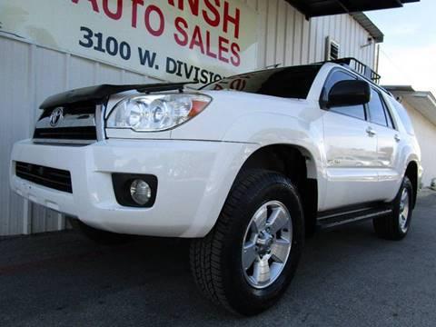 2007 Toyota 4Runner for sale in Arlington, TX
