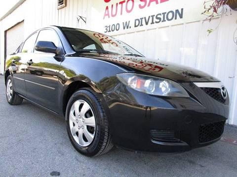 2008 Mazda MAZDA3 for sale in Arlington, TX
