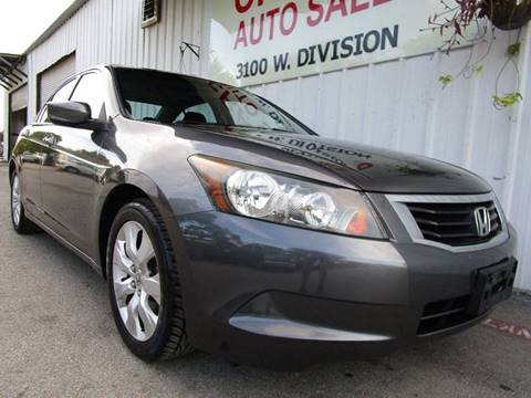 2008 Honda Accord for sale in Arlington, TX