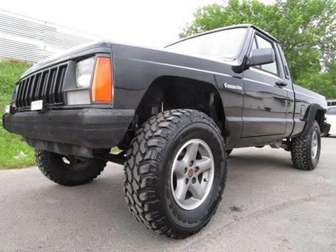 1992 Jeep Comanche for sale in Arlington, TX