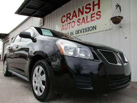 2009 Pontiac Vibe for sale in Arlington, TX