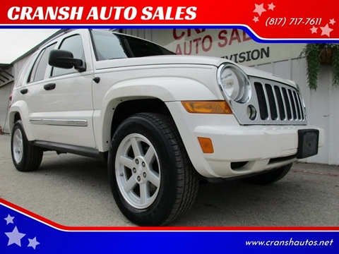 2006 Jeep Liberty for sale in Arlington, TX