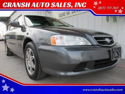 1999 Acura TL For Sale In Arlington TX