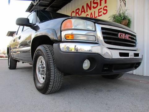 2003 GMC Sierra 1500HD for sale in Arlington, TX