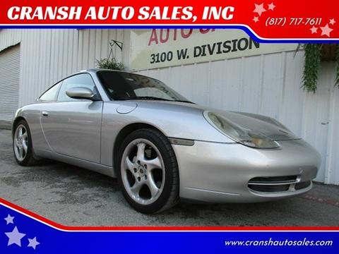 2000 Porsche 911 for sale in Arlington, TX
