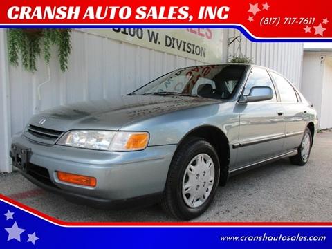 1995 Honda Accord for sale in Arlington, TX
