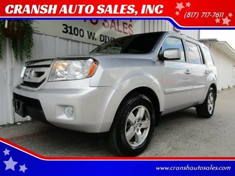 Honda For Sale in Arlington, TX - CRANSH AUTO SALES, INC