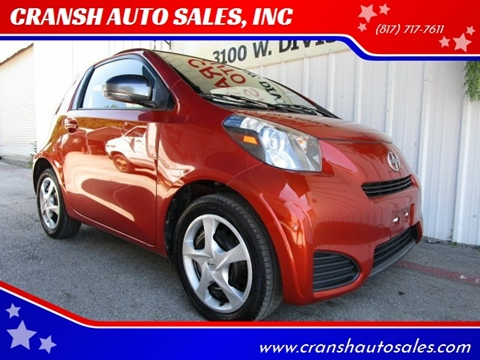 2013 Scion iQ for sale in Arlington, TX